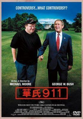Fahrenheit 9/11's Poster