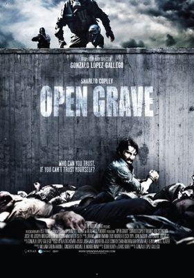 오픈 그레이브의 포스터