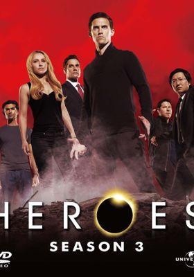 Heroes Season 3's Poster