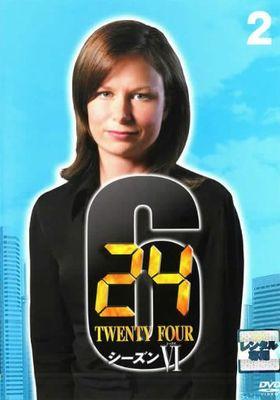 24 Season 6's Poster