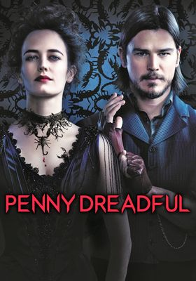 Penny Dreadful Season 1's Poster