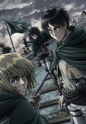 Attack on Titan Season 2's Poster