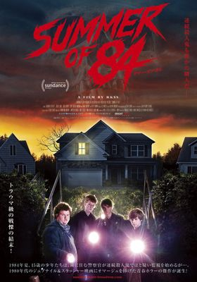 Summer of 84's Poster