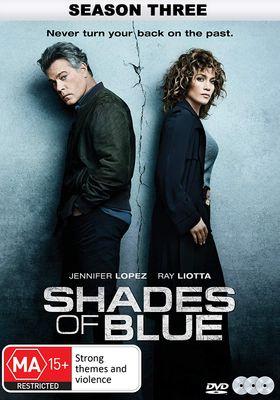 셰이즈 오브 블루 시즌 3의 포스터