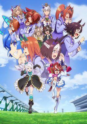 Uma Musume Pretty Derby Season 2's Poster