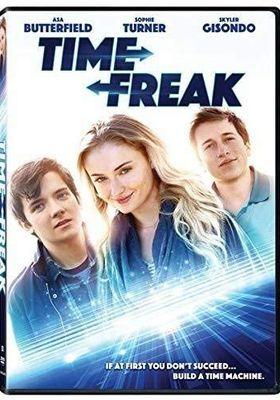 『タイム・フリーク』のポスター