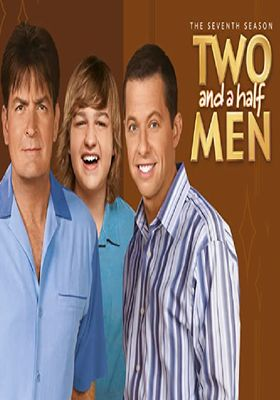 Two and a Half Men Season 7's Poster