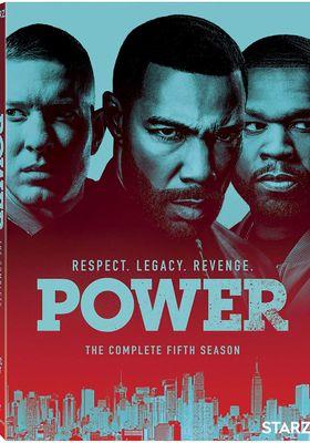 『POWER/パワー シーズン5』のポスター
