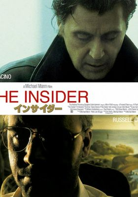 The Insider's Poster