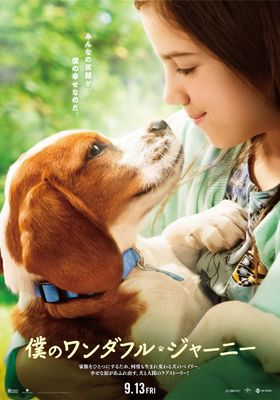 A Dog's Journey's Poster