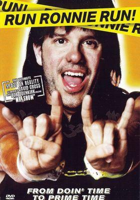 『Run Ronnie Run』のポスター