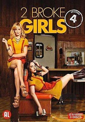 2 Broke Girls Season 4's Poster