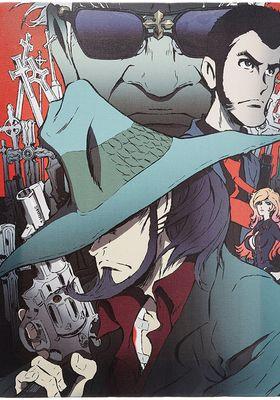 Lupin the Third: Daisuke Jigen's Gravestone's Poster