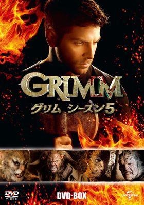 Grimm Season 5's Poster