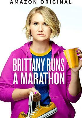 『ブリタニー・ランズ・ア・マラソン』のポスター