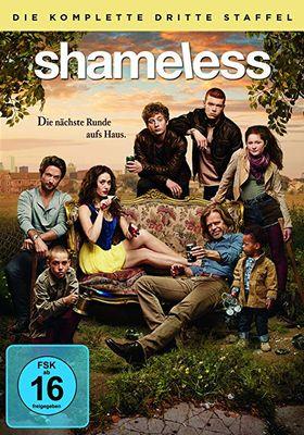 쉐임리스 시즌 3의 포스터