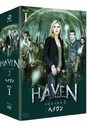 Haven Season 2's Poster