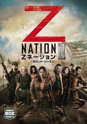 Z Nation Season 2's Poster