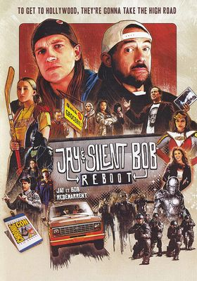 Jay and Silent Bob Reboot's Poster