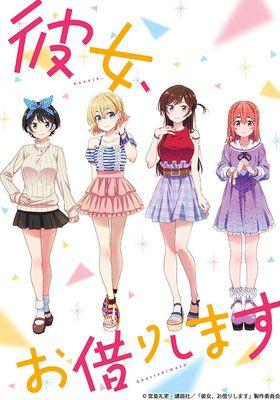 Rent-a-Girlfriend 's Poster