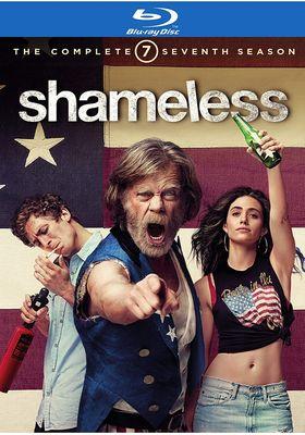 쉐임리스 시즌 7의 포스터