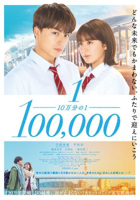 One in A Hundred Thousand's Poster